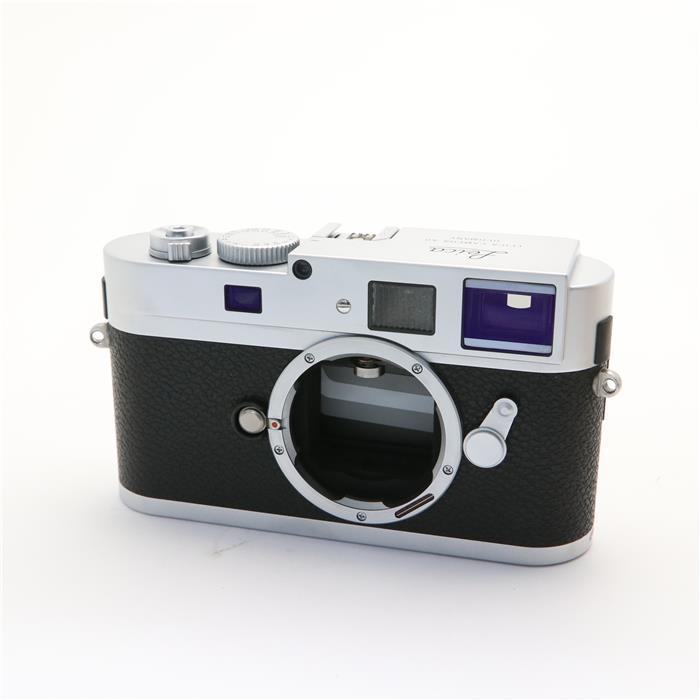 【あす楽】 【中古】 《美品》 Leica M9-P M9アップグレード シルバークローム [ デジタルカメラ ]