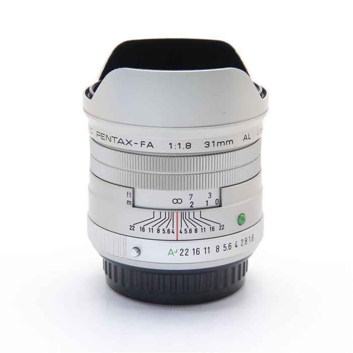 【あす楽】 【中古】 《並品》 PENTAX FA31mm F1.8 AL Limited シルバー [ Lens   交換レンズ ]