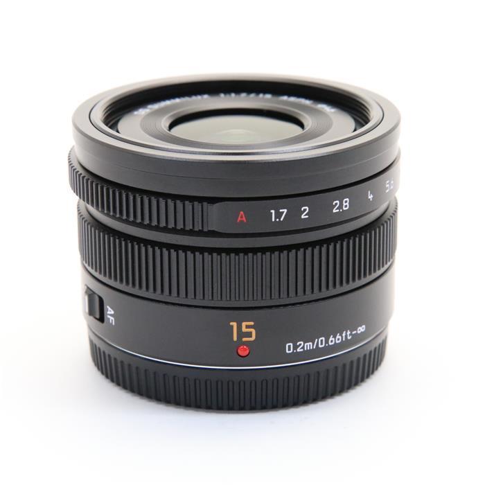 (訳ありセール 格安) 《美品》 Panasonic LEICA DG SUMMILUX 15mm F1.7 ASPH. H-X015-K ブラック (マイクロフォーサーズ) [ Lens | 交換レンズ ], ペイントレシピ a4beff4a