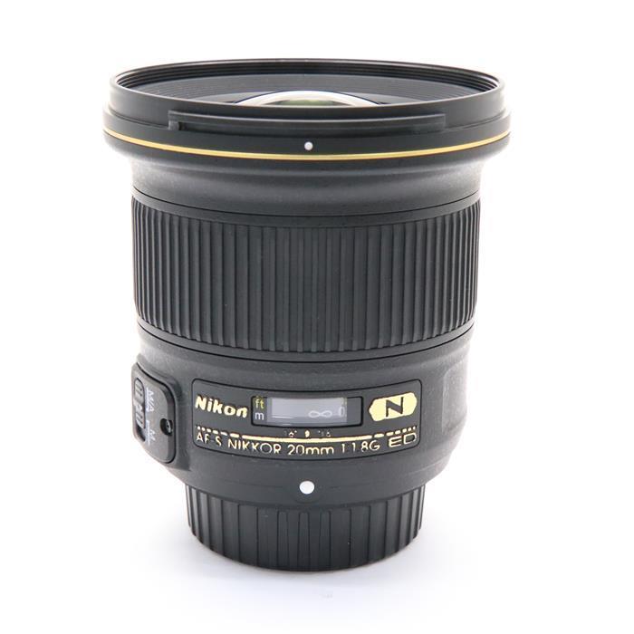 【あす楽】 【中古】 《並品》 Nikon AF-S NIKKOR 20mm F1.8G ED [ Lens | 交換レンズ ]