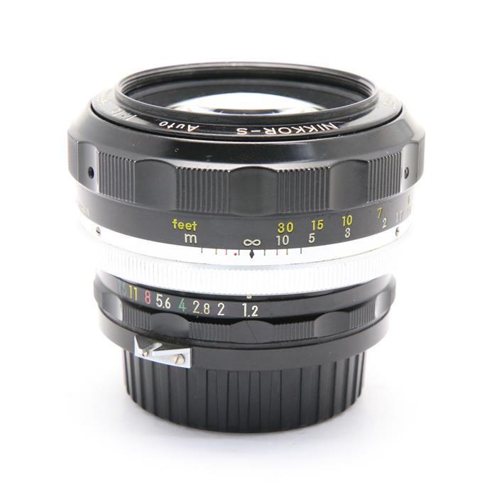 【あす楽】 【中古】 《難有品》 Nikon Auto Nikkor 55mm F1.2 [ Lens | 交換レンズ ]