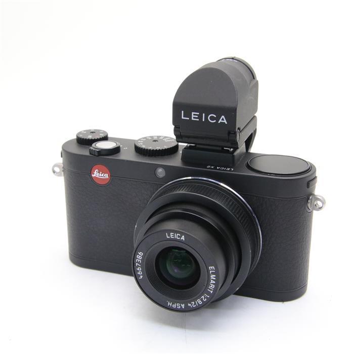 【あす楽】 【中古】 《並品》 Leica X2 コンプリートキット【台数限定セット】 ブラック [ デジタルカメラ ]