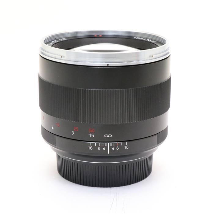 【あす楽】 【中古】 《良品》 Carl Zeiss Planar T* 85mm F1.4 ZE(キヤノンEF用) [ Lens   交換レンズ ]