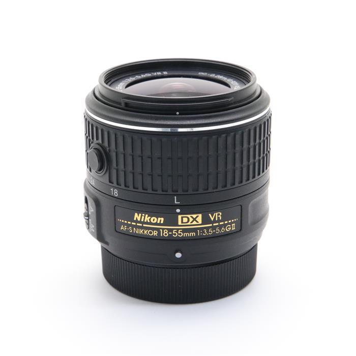 【あす楽】 【中古】 《美品》 Nikon AF-S DX NIKKOR 18-55mm f3.5-5.6G VR II [ Lens | 交換レンズ ]