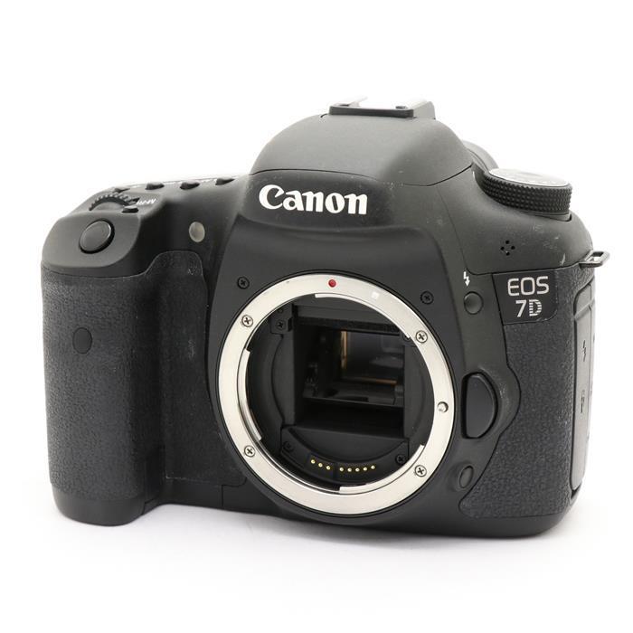 【あす楽】 【中古】 《良品》 Canon EOS 7D ボディ [ デジタルカメラ ]