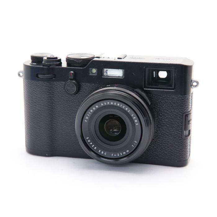 【あす楽】 【中古】 《良品》 FUJIFILM X100F ブラック [ デジタルカメラ ]