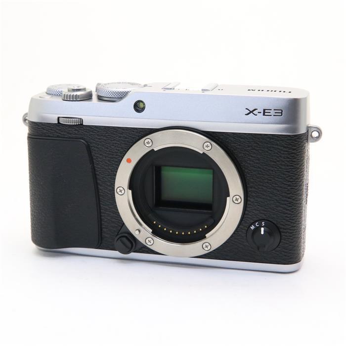 【代引き手数料無料!】 【あす楽】 【中古】 《良品》 FUJIFILM X-E3 ボディ シルバー [ デジタルカメラ ]