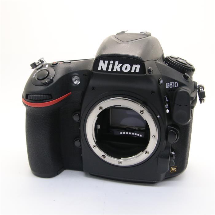 【あす楽】 【中古】 《並品》 Nikon D810 ボディ [ デジタルカメラ ]