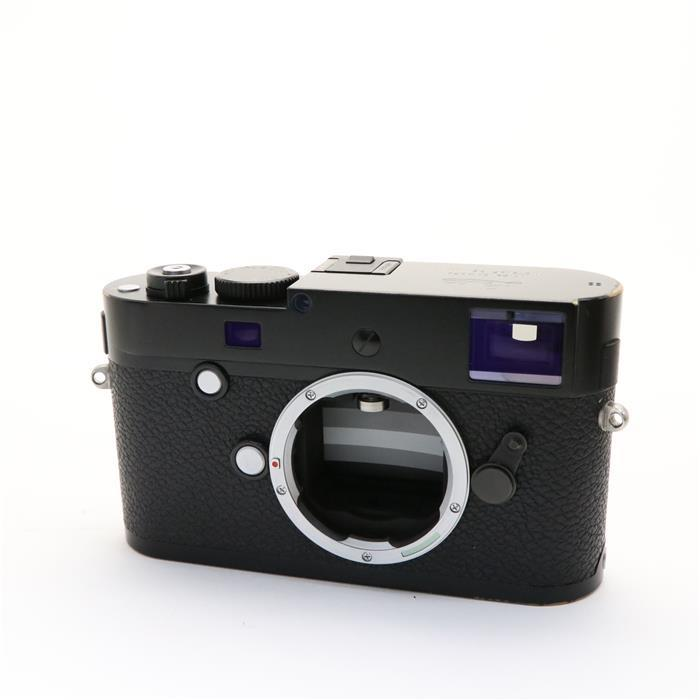 【あす楽】 【中古】 《並品》 Leica M-P(Typ240) ブラックペイント 【ライカカメラジャパンにてセンサークリーニング/各部点検済】 [ デジタルカメラ ]