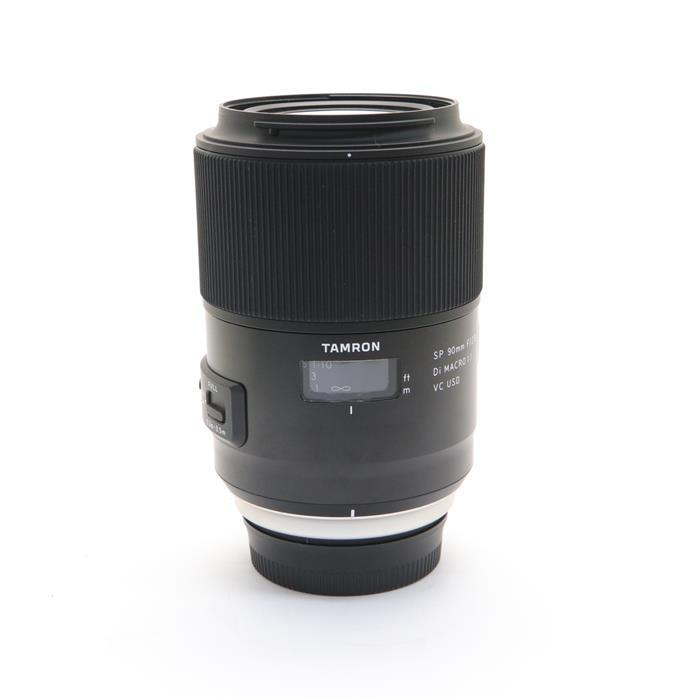 【あす楽】 【中古】 《美品》 TAMRON SP 90mm F2.8 Di MACRO 1:1 VC USD/Model F017(ニコン用) [ Lens | 交換レンズ ]