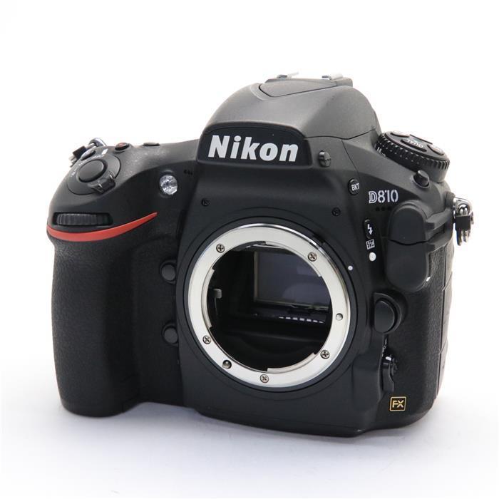 【代引き手数料無料!】 【あす楽】 【中古】 《良品》 Nikon D810 ボディ [ デジタルカメラ ]