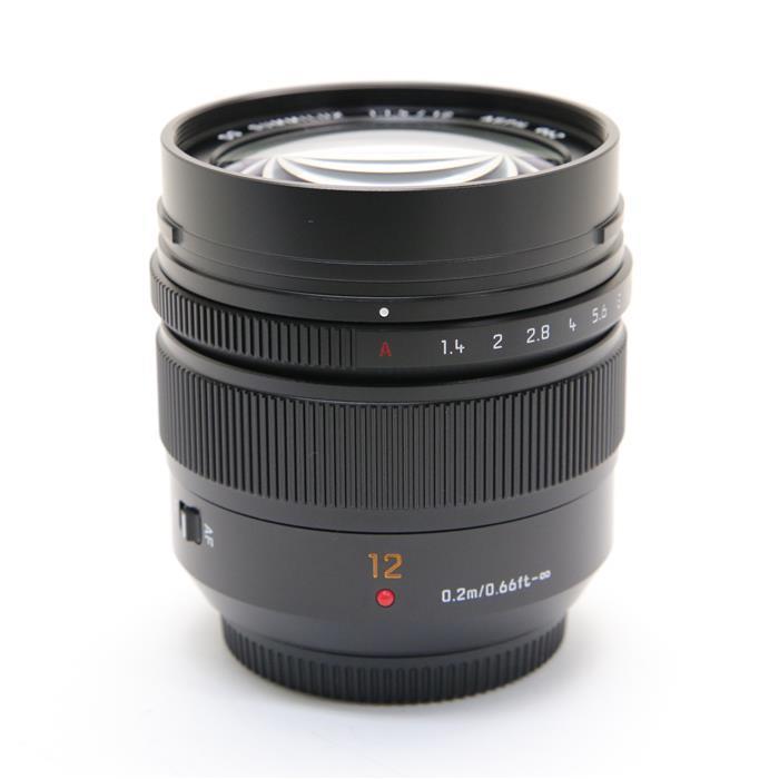 【あす楽】 【中古】 《新同品》 Panasonic LEICA DG SUMMILUX 12mm F1.4 ASPH. H-X012 (マイクロフォーサーズ) [ Lens | 交換レンズ ]