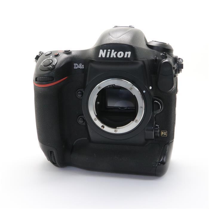 【代引き手数料無料!】 【あす楽】 【中古】 《並品》 Nikon D4S ボディ [ デジタルカメラ ]