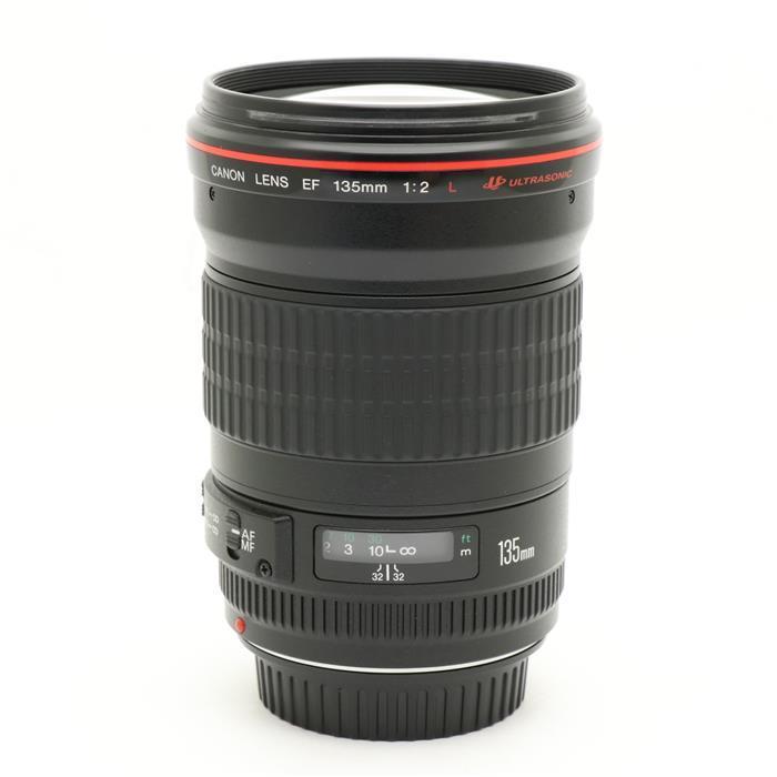 【あす楽】 【中古】 《美品》 Canon EF135mm F2L USM [ Lens | 交換レンズ ]
