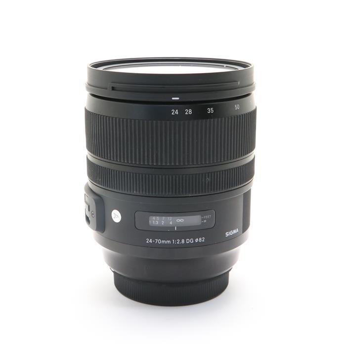 【あす楽】 【中古】 《並品》 SIGMA A 24-70mm F2.8 DG OS HSM (キヤノン用) [ Lens | 交換レンズ ]