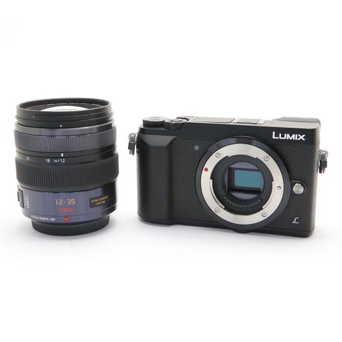 【あす楽】 【中古】 《美品》 Panasonic LUMIX DMC-GX7MK2+12-35mm F2.8 レンズセット ブラック [ デジタルカメラ ]