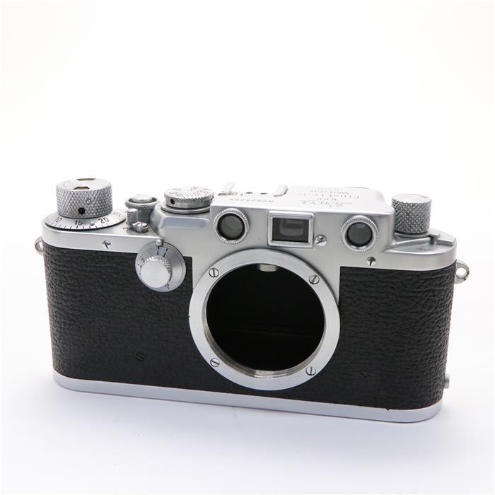 【あす楽】 【あす楽】 【中古】 《良品》 Leica IIIf (レッドシンクロ) 【ファインダー内清掃/シャッタースピード調整/各部点検済】