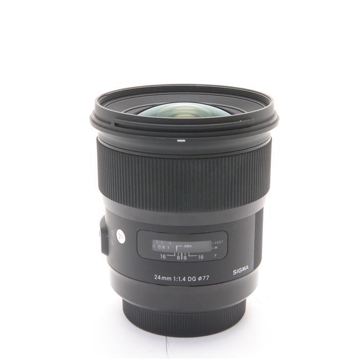 【あす楽】 【中古】 《良品》 SIGMA A 24mm F1.4 DG HSM(シグマ用) [ Lens | 交換レンズ ]