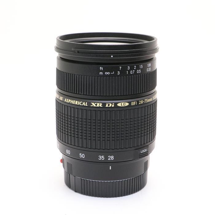 【あす楽】 【中古】 《美品》 TAMRON SP 28-75mm F2.8 XR Di LD ASPH [IF] Macro(ソニーα用) [ Lens | 交換レンズ ]