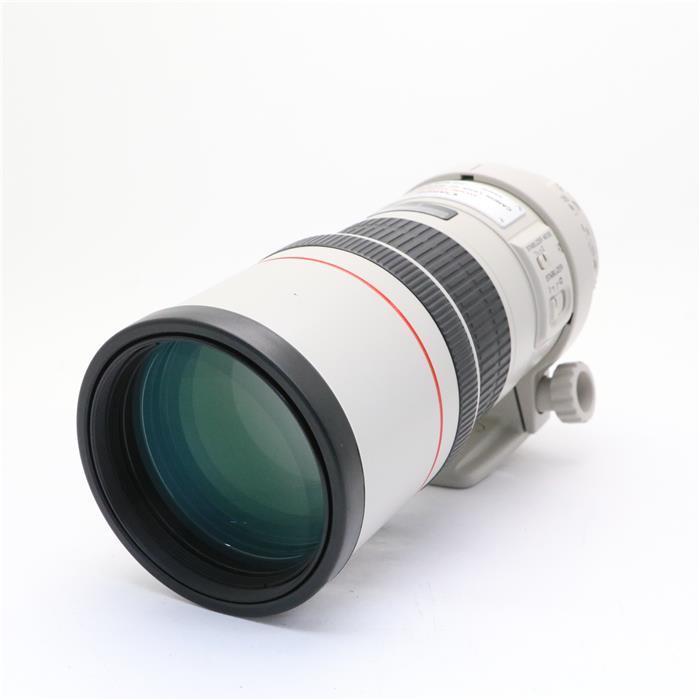 【あす楽】 【中古】 《難有品》 Canon EF300mm F4L IS USM [ Lens   交換レンズ ]