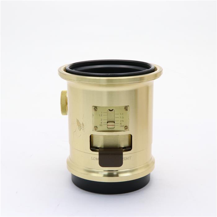 【あす楽】 【中古】 《並品》 LOMO New Petzval 85mm F2.2 (Canon) ブラス [ Lens | 交換レンズ ]
