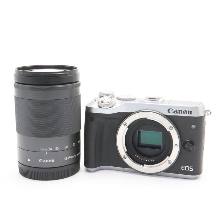【あす楽】 【中古】 《美品》 Canon EOS M6 EF-M18-150 IS STM レンズキット ブラック [ デジタルカメラ ]