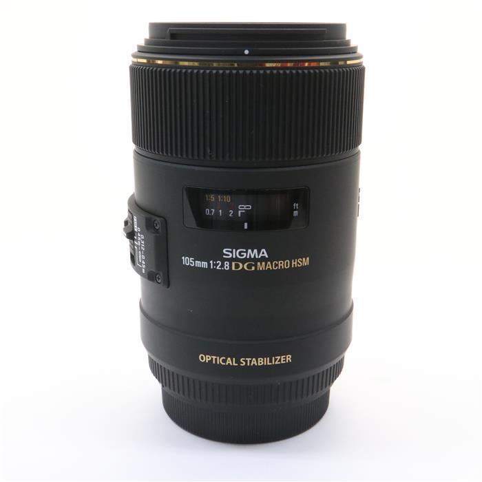 【あす楽】 【中古】 《良品》 SIGMA MACRO 105mm F2.8 EX DG OS HSM(キヤノン用) [ Lens | 交換レンズ ]