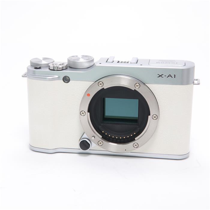 【あす楽】 【中古】 《美品》 FUJIFILM X-A1 ボディ ホワイト [ デジタルカメラ ]