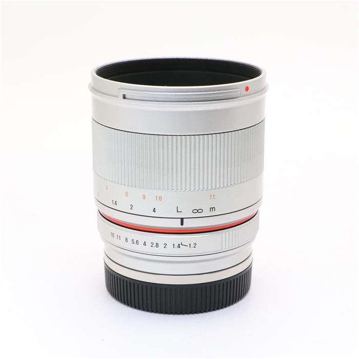【あす楽】 【中古】 《美品》 SAMYANG 50mm F1.2 AS UMC CS (ソニーE/APS-C用) シルバー [ Lens | 交換レンズ ]