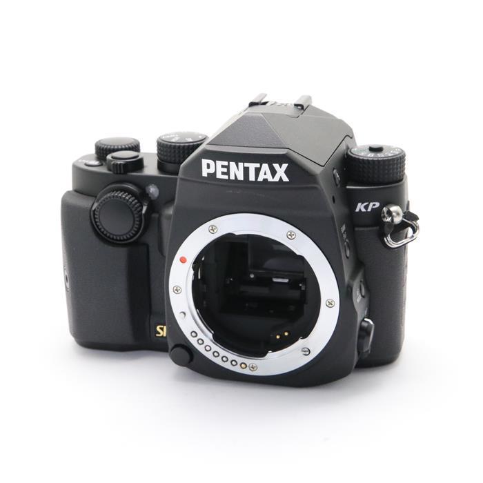 【代引き手数料無料!】 【あす楽】 【中古】 《美品》 PENTAX KP ボディ ブラック [ デジタルカメラ ]