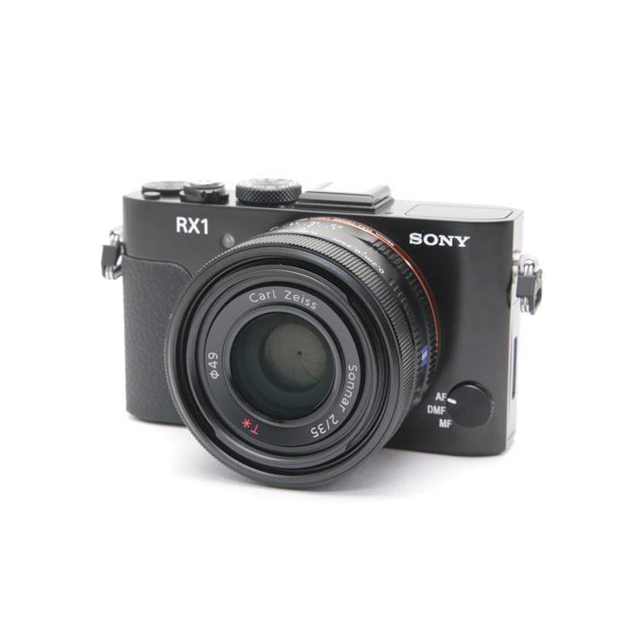 【あす楽】 【中古】 《美品》 SONY Cyber-shot DSC-RX1 [ デジタルカメラ ]