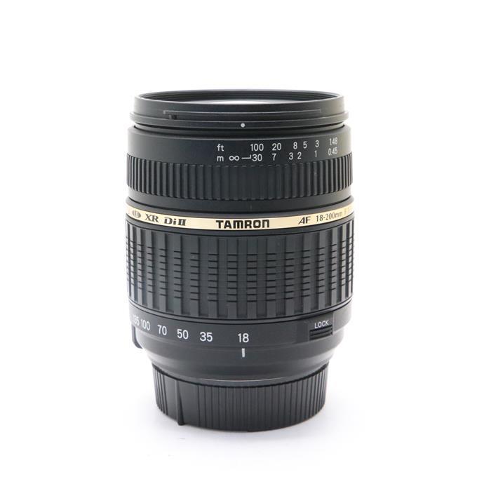 【あす楽】 【中古】 《良品》 TAMRON AF18-200mmF3.5-6.3XR DiII(ニコン用内蔵モータータイプ) [ Lens | 交換レンズ ]