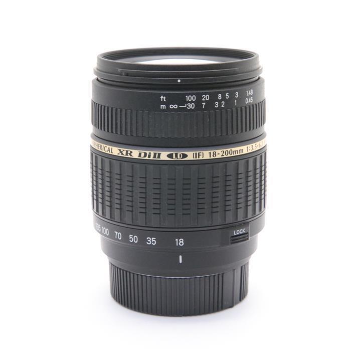 【あす楽】 【中古】 《美品》 TAMRON AF18-200mmF3.5-6.3XR DiII LD ASPH [IF] Macro(ペンタックス用) [ Lens | 交換レンズ ]