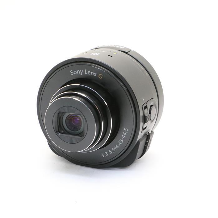 【あす楽】 【中古】 《美品》 SONY Cyber-shot DSC-QX10 ブラック [ デジタルカメラ ]