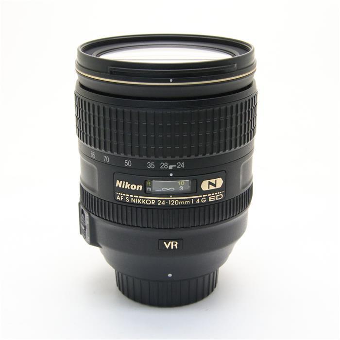【あす楽】 【中古】 《良品》 Nikon AF-S NIKKOR 24-120mm F4G ED VR [ Lens | 交換レンズ ]