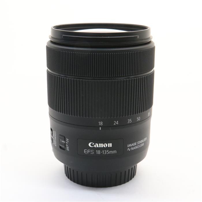 【あす楽】 【中古】 《並品》 Canon EF-S18-135mm F3.5-5.6 IS USM [ Lens | 交換レンズ ]