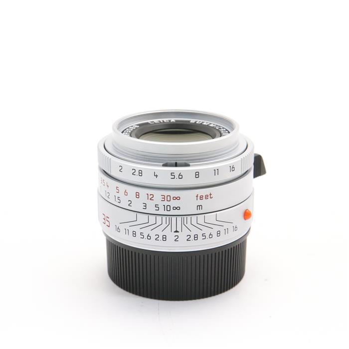 【あす楽】 【中古】 《良品》 Leica ズミクロン M35mm F2 ASPH. (フードはめ込み式) シルバー [ Lens | 交換レンズ ]
