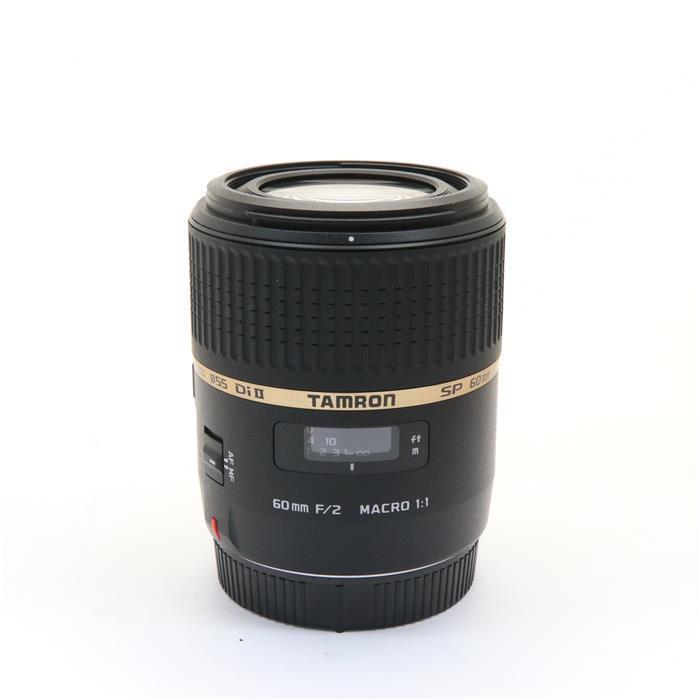 【あす楽】 【中古】 《美品》 TAMRON SP 60mm F2 DiII MACRO 1:1/Model G005E(キヤノン用) [ Lens | 交換レンズ ]