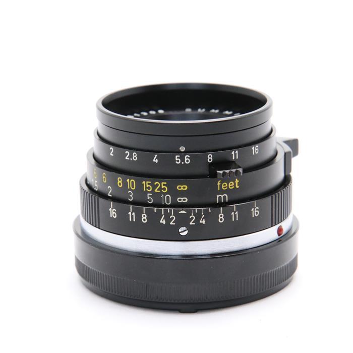 【あす楽】 【中古】 《美品》 Leica ズミクロン M35mm F2 (6枚玉)ツノ付き [ Lens | 交換レンズ ]