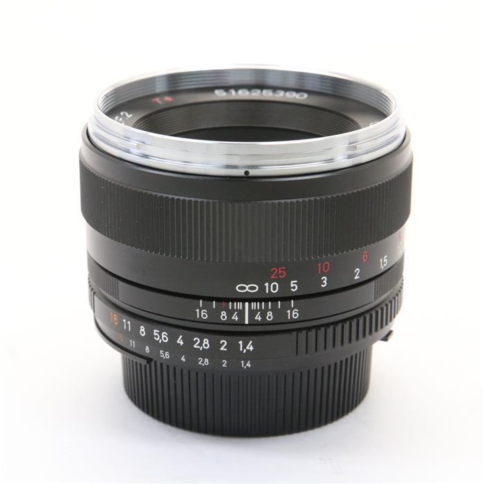 【あす楽】 【中古】 《美品》 Carl Zeiss Planar T* 50mm F1.4 ZF.2(ニコンF用) [ Lens   交換レンズ ]