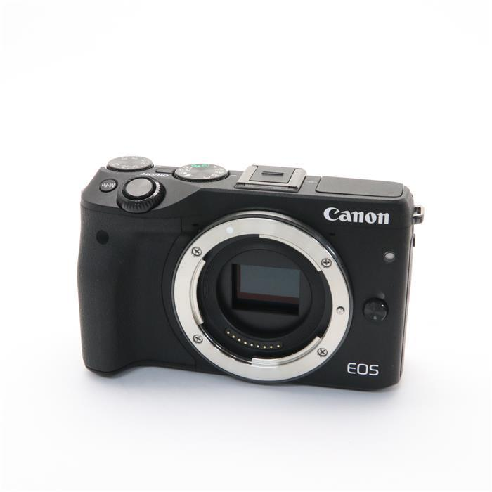 【あす楽】 【中古】 《美品》 Canon EOS M3 ボディ ブラック [ デジタルカメラ ]
