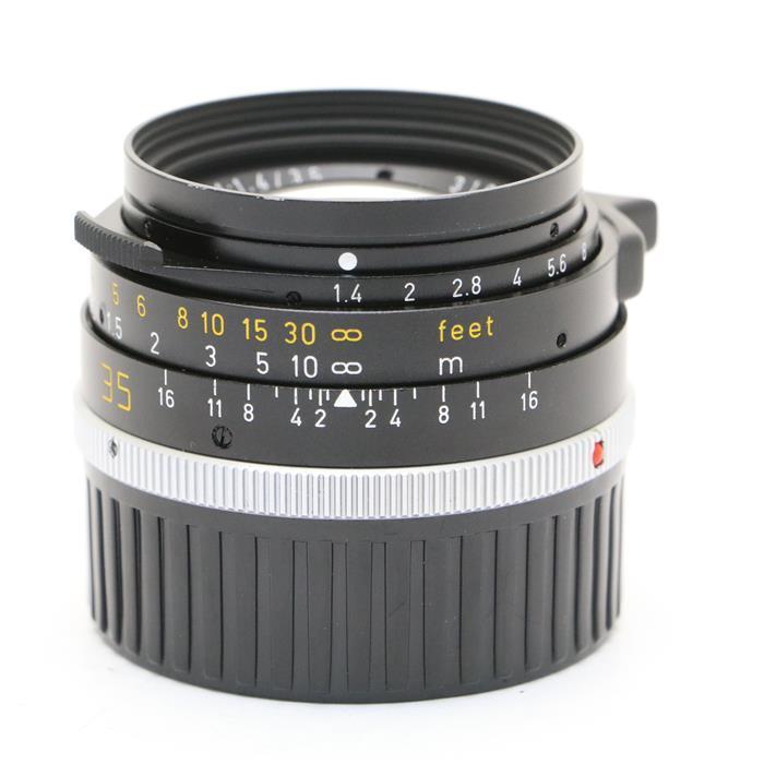 【あす楽】 【中古】 《並品》 Leica ズミルックス M35mm F1.4 2nd トッパーなし *フィルター径無し [ Lens | 交換レンズ ]