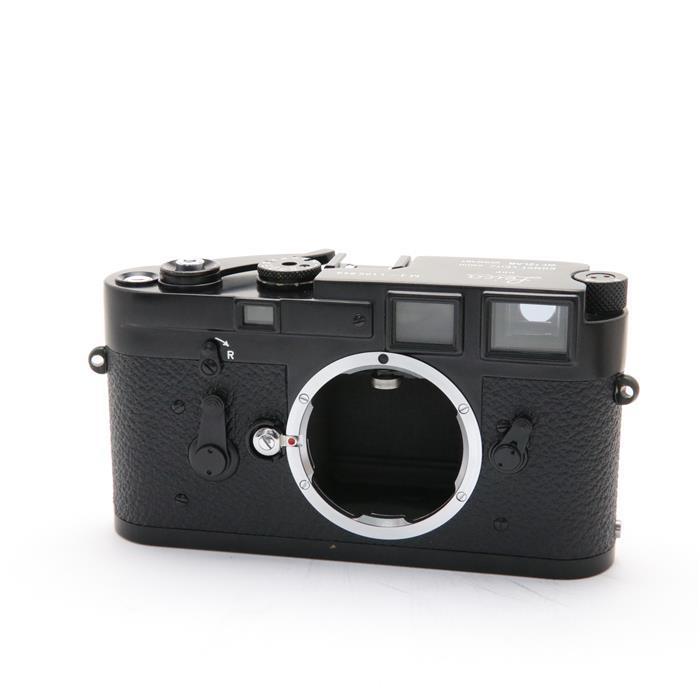【あす楽】 【中古】 《良品》 Leica M3 (1回巻き上げ)後塗ブラック
