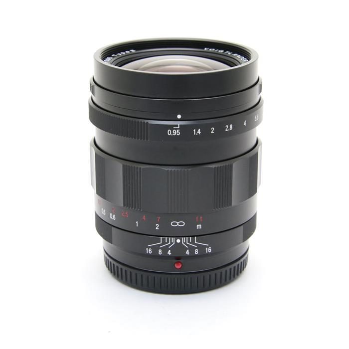 【あす楽】 【中古】 《良品》 Voigtlander NOKTON 25mm F0.95 Type II(マイクロフォーサーズ用) [ Lens | 交換レンズ ]