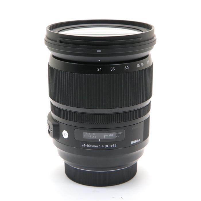 【あす楽】 【中古】 《良品》 SIGMA A 24-105mm F4 DG HSM(ソニー用) [ Lens | 交換レンズ ]