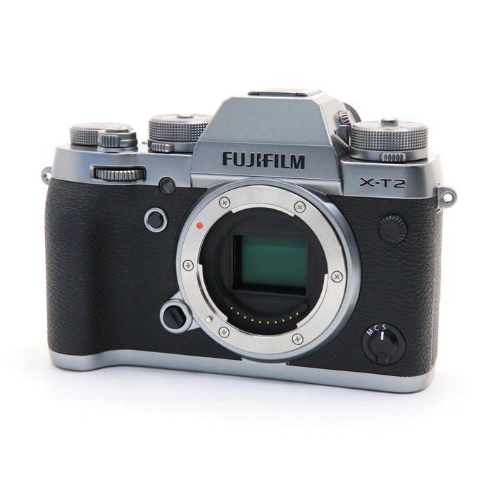 【代引き手数料無料!】 【あす楽】 【中古】 《良品》 FUJIFILM X-T2 Graphite Silver Edition [ デジタルカメラ ]