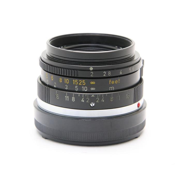 【あす楽】 【中古】 《良品》 Leica ズミクロン M35mm F2 (6枚玉) [ Lens | 交換レンズ ]