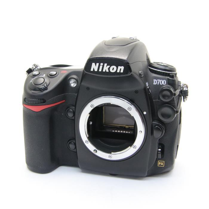 【あす楽】 【中古】 《難有品》 Nikon D700 ボディ [ デジタルカメラ ]