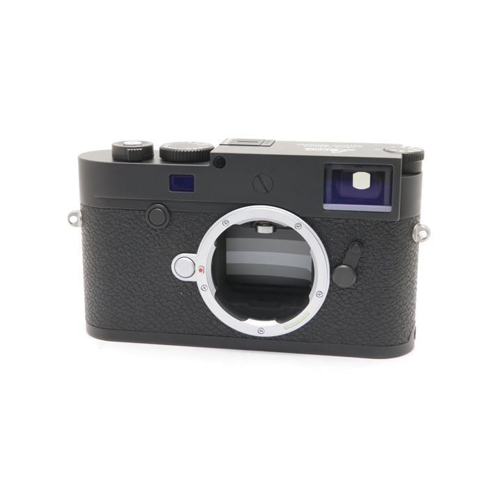 【あす楽】 【中古】 《良品》 Leica M10-P ブラッククローム ブラッククローム 【ライカカメラジャパンにてセンサークリーニング/各部点検済】 [ デジタルカメラ ]