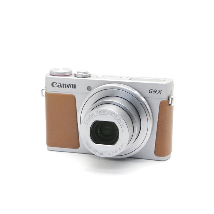 【あす楽】 【中古】 《美品》 Canon PowerShot G9X シルバー [ デジタルカメラ ]